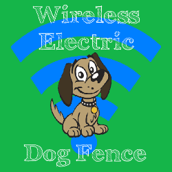 wireless fences training